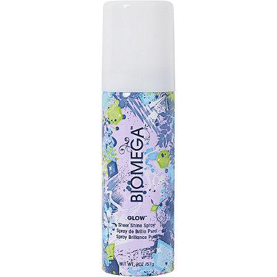 BiomegaTravel Size Glow Sheer Shine Spray