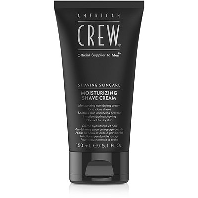 American CrewMoisturizing Shave Cream