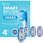 Go Smile Online Only Sonic Pro Whitening System Replacement Brush Heads