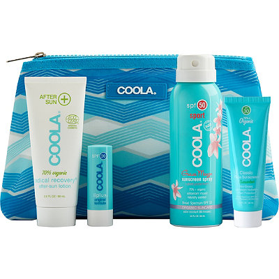 Coola Online Only Sport Essential Travel Set