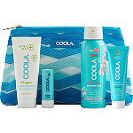 Coola Organic Sport Suncare 4 Pc Travel Set