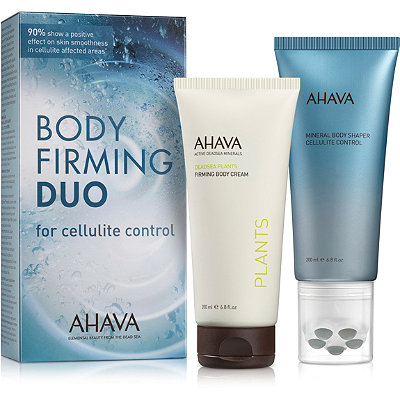 Ahava Online Only Body Firming Duo Kit Cellulite Control