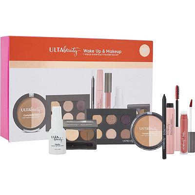 ULTAWake Up %26 Makeup 7 Piece Everyday Favorites Kit