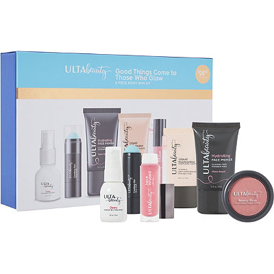 ULTA Good Things Come to Those Who Glow 6 Piece Dewy Skin Kit