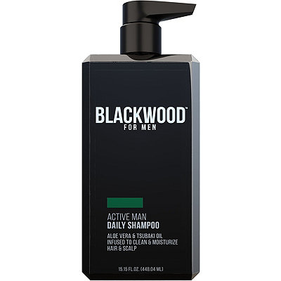 BLACKWOOD FOR MENActive Man Daily Shampoo
