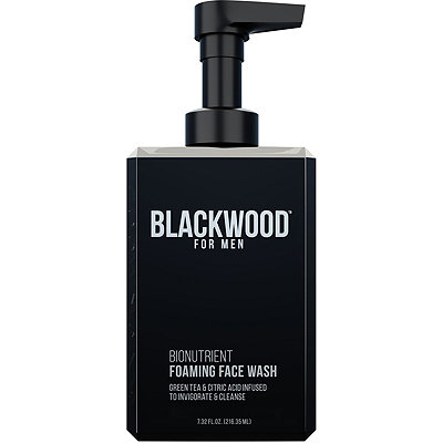 BLACKWOOD FOR MEN BioNutrient Foaming Face Wash