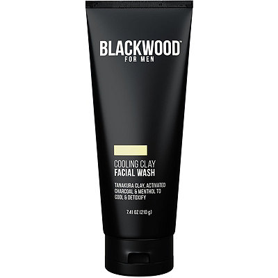 BLACKWOOD FOR MEN Cooling Clay Facial Wash