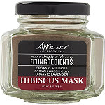 Online Only Hibiscus Mask