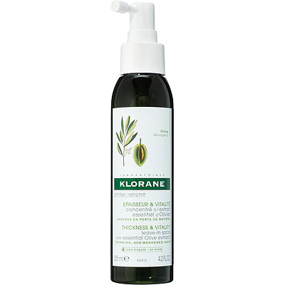 KloraneThickness %26 Vitality Leave-In Spray with Essential Olive Extract
