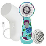 Soniclear Petite Antimicrobial Sonic Skin Cleansing Brush - English Garden