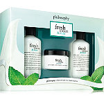 Fresh Cream %26 Mint Trio