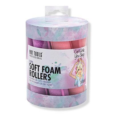 Hot ToolsSoft Foam Rollers