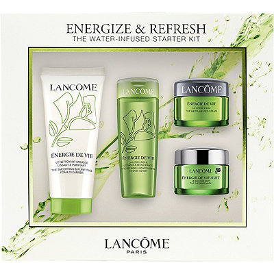 Lancôme Energize %26 Refresh The Water-Infused %C3%89nergie de Vie Starter Kit