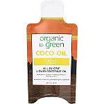 Organic to Green Online Only FREE Lemon Coco Oil Sample with any Organic to Green purchase