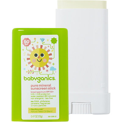 Babyganics Pure Mineral Sunscreen Stick SPF 50