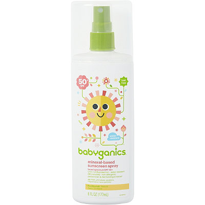 Babyganics Sunscreen Spray SPF 50