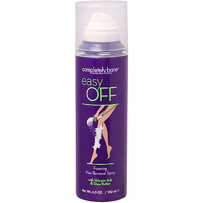 Completely Bare easy OFF%21 Foaming Hair Removal Spray