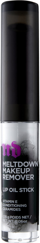 Meltdown Makeup Remover Lip Oil Stick by Urban Decay Cosmetics