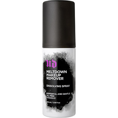 Urban Decay Cosmetics Meltdown Makeup Remover Dissolving Spray