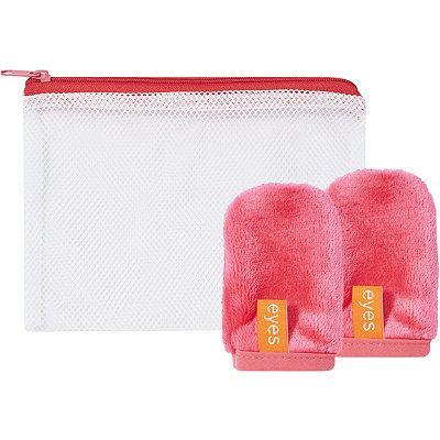 Beauty Smarts Eye Makeup Remover Mitts