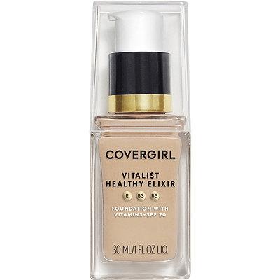 CoverGirlVitalist Healthy Elixir Foundation