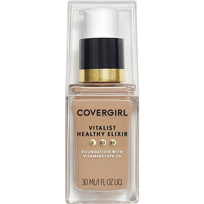 CoverGirlVitalist Healthy Elixir Foundation