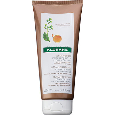Klorane Online Only Ultra-Nourishing Shampoo-Cream with Abyssinia Oil
