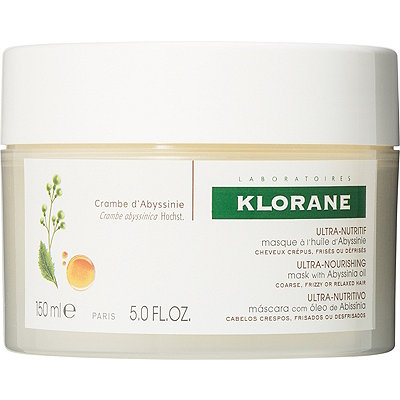 KloraneOnline Only Ultra-Nourishing Mask with Abyssinia Oil