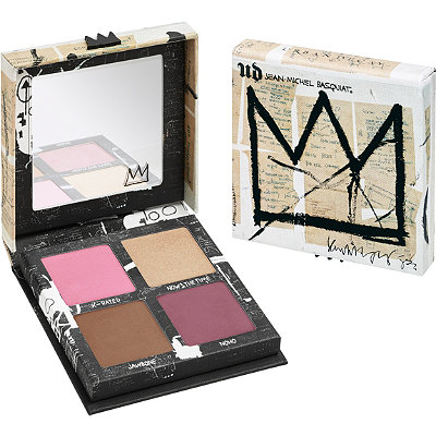 Urban Decay Cosmetics UD Jean-Michel Basquiat Gallery Blush Palette