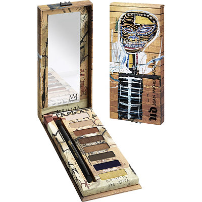 Urban Decay Cosmetics UD Jean-Michel Basquiat Gold Griot Eyeshadow Palette
