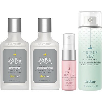 Drybar A Lil%27 Drybar To Go Travel Set