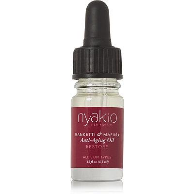 FREE deluxe Manketti & Mafura Anti-Aging Oil w/any Nyakio purchase