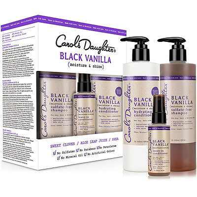 Carol's Daughter Black Vanilla Gift Set