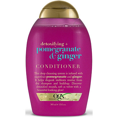 Detoxifying + Pomegranate & Ginger Conditioner