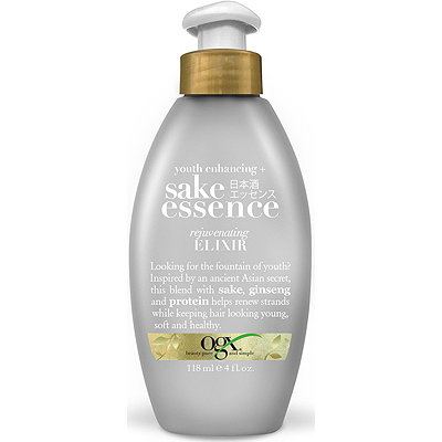 OGX Youth Enhancing %2B Sake Essence Rejuvenating Elixir