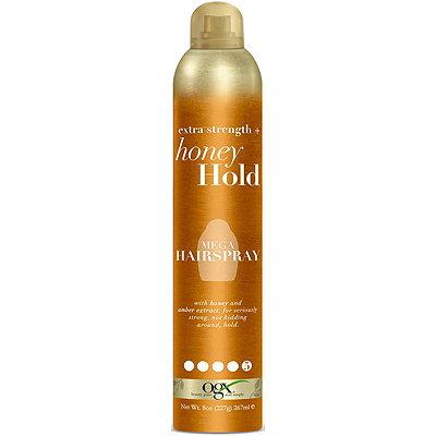 OGXExtra Strength %2B Honey Hold Mega Hairspray