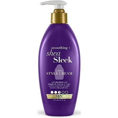 OGX Smoothing %2B Shea Sleek 3 Day Style Cream
