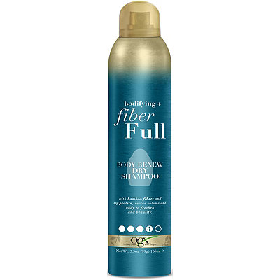 Bodifying + Fiber Full Body Renew Dry Shampoo