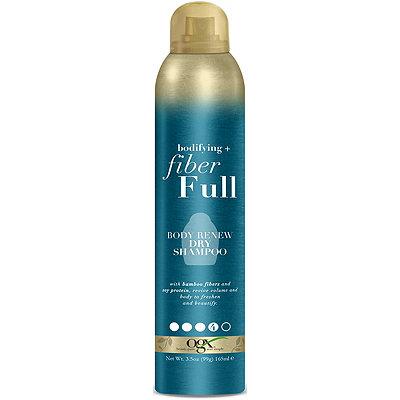 OGXBodifying %2B Fiber Full Body Renew Dry Shampoo
