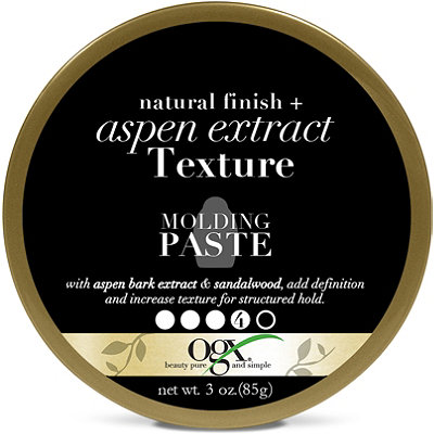 OGX Natural Finish %2B Aspen extract Texture Molding Paste