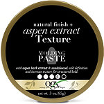Natural Finish + Aspen extract Texture Molding Paste
