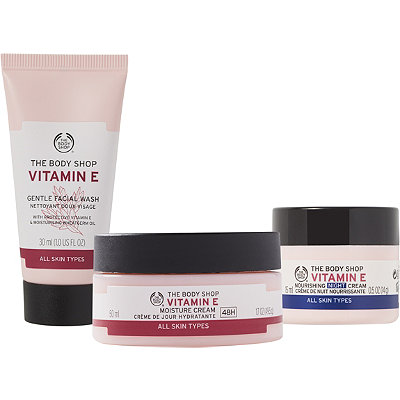 Online Only Vitamin E Essentials Kit
