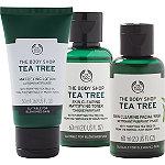 Online Only Tea Tree Travel Set