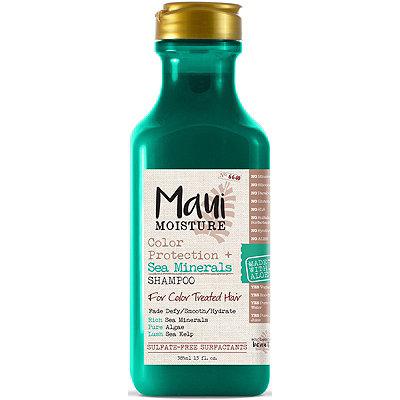 Maui MoistureColor Protection %2B Sea Minerals Shampoo