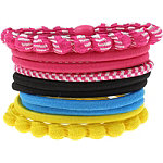 Assorted Ponytail Holders