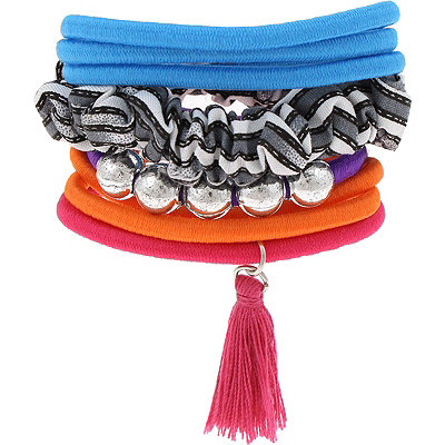 Capelli New YorkAssorted Ponytail Holders