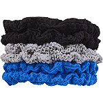 Classic Textured Scrunchies