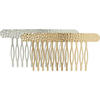 ScünciMetal Hair Combs