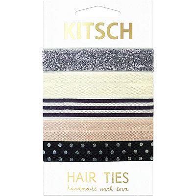 KitschBon Bon Knotted Hair Ties