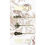 Secret Garden Charm Bobby Pins